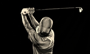 Target Golf and Fitness Institute: Up to 50% Off Lesson with CPGA Professional at Target Golf and Fitness Institute