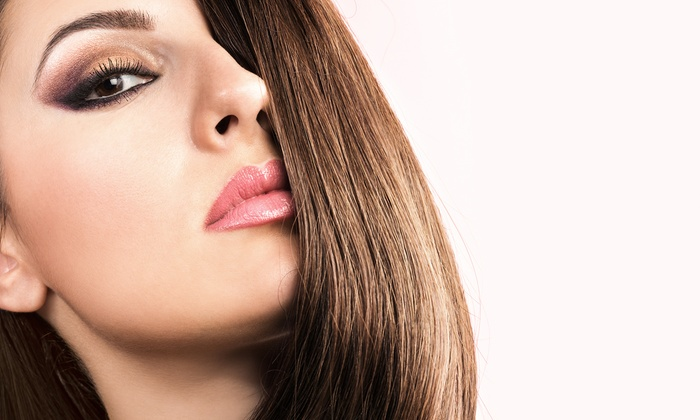 Shalon - Avon: Keratin, Highlights, and Eyelash Services at Shalon (50% Off). Five Options Available.