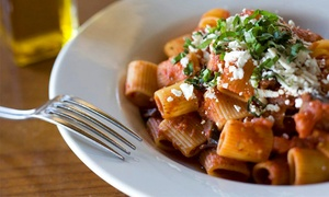 Southern Italian Cuisine For Two Or Four At Servino Ristorante (40% Off). Groupon Reservation Required.