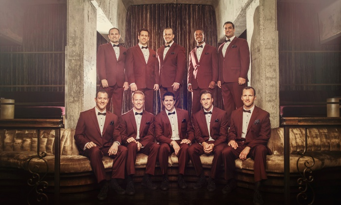 Straight No Chaser - Capitol Theatre: Straight No Chaser on October 20 at 7:30 p.m.