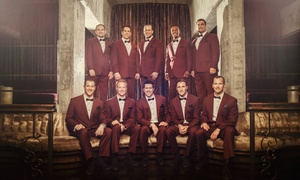 Straight No Chaser: Straight No Chaser on October 20 at 7:30 p.m.