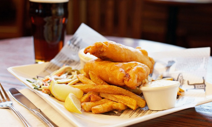 Stone Creek - Kips Bay: Bar Bites and Beer for Two or Four at Stone Creek (Up to 53% Off)