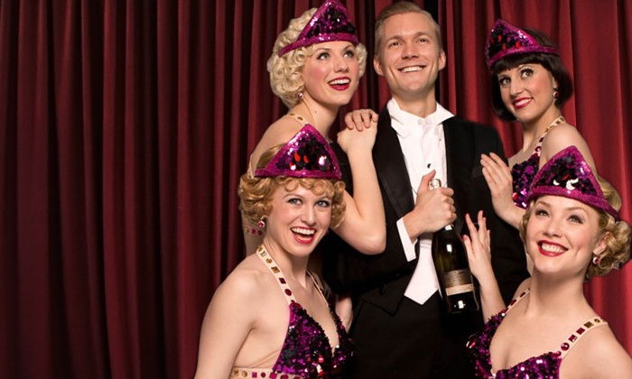 """""""Nice Work if You Can Get It"""" - Tobin Center: """"Nice Work If You Can Get It"""" at Tobin Center for the Performing Arts,          October 3–4 (Up to 40% Off)"""