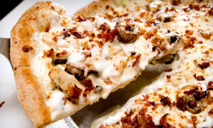 Wheat State Pizza - Lawrence: Pizza and Sandwiches at Wheat State Pizza (Up to 52% Off). Two Options Available.