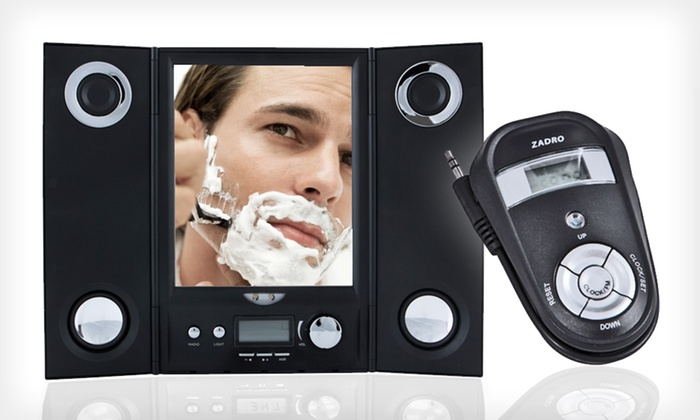 Ordinaire $59 For ISing Shower Radio And Fogless Mirror ...