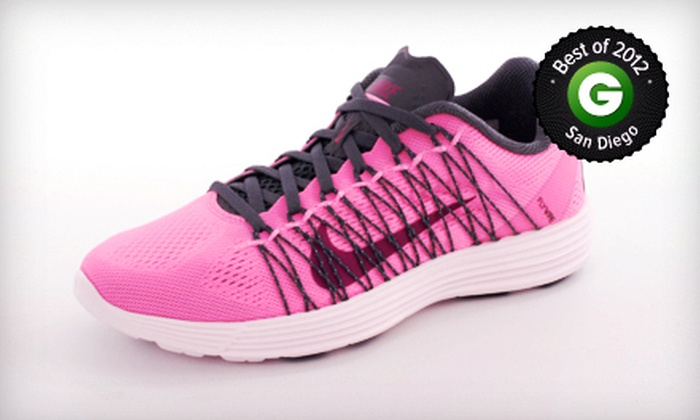Running Center - Temecula: $25 for $50 Worth of Running Shoes, Apparel, and Accessories at Running Center