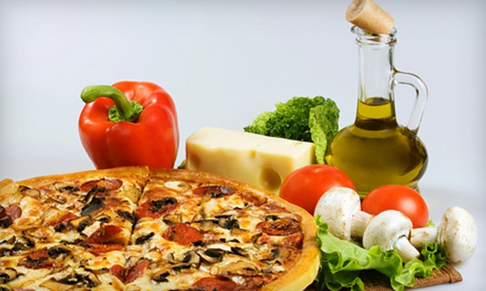 Bella Napoli II - University Park: Pizza Meal or Pasta Meal for Two at Bella Napoli II (Up to 52% Off)