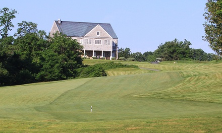 18-Hole Round of Golf for Two or Four with Cart Rental at Inniscrone Golf Club (Up to 47% Off)