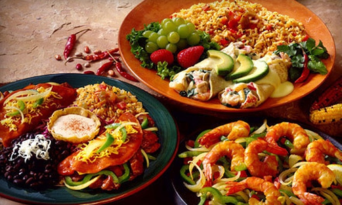 Jalapeños - Schererville: Mexican Cuisine and Drinks at Jalapeños (Up to 52% Off). Two Options Available.