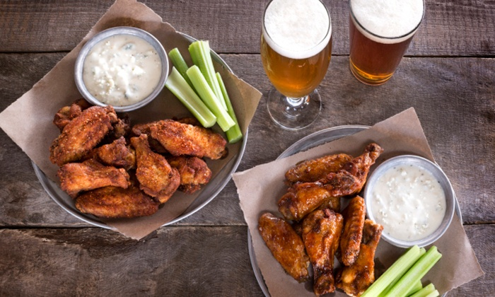 World Of Beer - Arlington: Tavern Fare at World Of Beer (Up to 42% Off). Two Options Available.