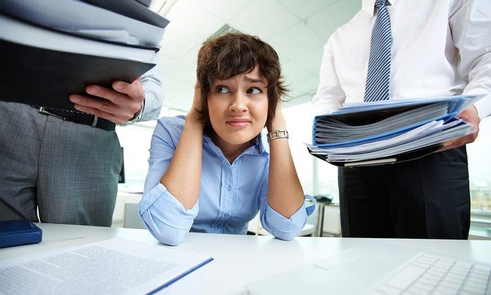 SMART Majority: $5 for Online Stress-Management Course from SMART Majority ($615 Value)