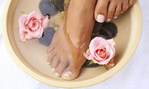 Shivamin: 1x oder 2x kosmetische Fußpflege inkl. Fuß-Massage bei Shivamin (bis zu 54% sparen*)