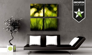 Wild Art: Various-Sized Canvas Prints Stretched Over a Wooden Frame from R340 with Wild Art (Up to 80% Off)