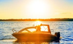 Schule für Sportschiffer: Wertgutschein anrechenbar auf eine Sportbootführerschein-Ausbildung Binnen/See in der Schule für Sportschiffer ab 89 €