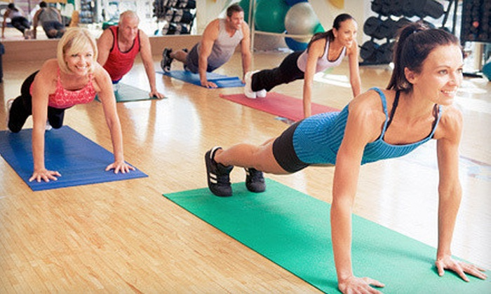 Rocking Boot Camp - Foley: $19 for a Six-Week Boot Camp with Unlimited Classes and Grocery-Store Tour from Rocking Boot Camp ($90 Value)