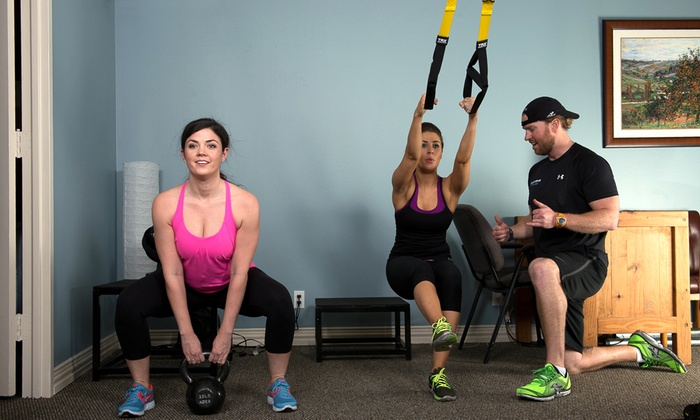 Uptown Myotherapy - Oak Lawn: Up to 70% Off TRX Personal Training at Uptown Myotherapy