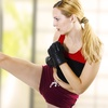Up to 73% Off Women's and Coed Kickboxing Classes