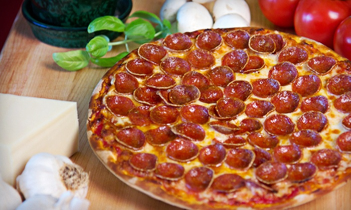 Ange's Pizza - Clintonville: $10 for $20 Worth of Casual Italian Food at Ange's Pizza