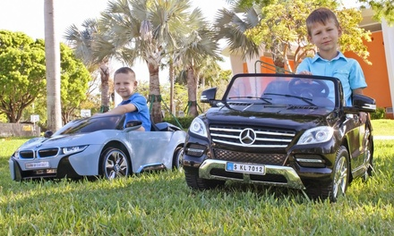 Up to 51% Off Kids Toy Car Rental at Rent Cars for Kids