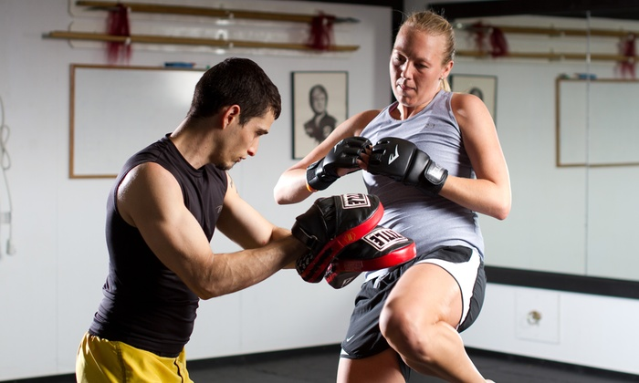 Ultimate MMA Fitness - Wells Branch: $21 for $69 Worth of Services — Ultimate MMA Fitness