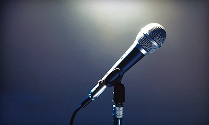 Comedy Club of Jacksonville - Windy Hill: Comedy Show and Entrees for Two, Four, or Eight at Comedy Club of Jacksonville (Up to 60% Off)