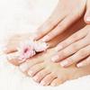 Wybrany manicure i pedicure
