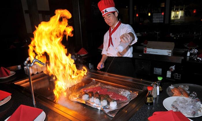 Fuji Yama Asian Bistro - Grand Rapids: $15 for $30 Worth of Asian Cuisine at Fuji Yama Asian Bistro