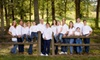 David Johnston Photography - Ridgeland: Indoor or Outdoor Photo-Shoot Package with Prints for Up to 6 or 20 from David Johnston Photography (83% Off)