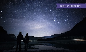 Star Name Registry: Name One, Two or Three Stars with Star Name Registry (Up to 55% Off)