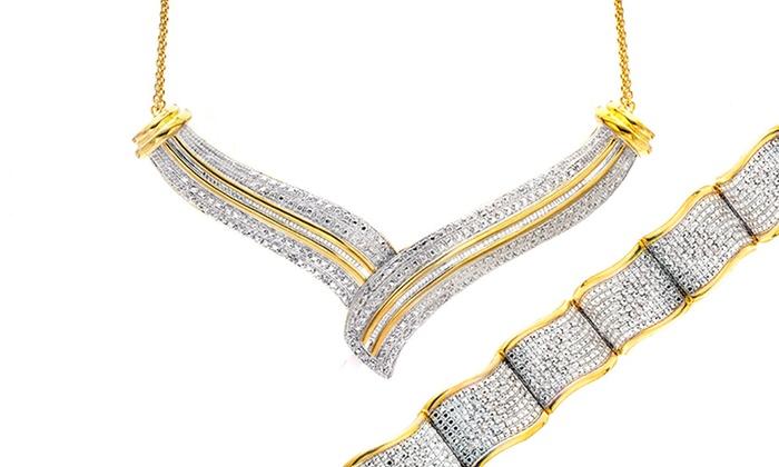 2.00 CTTW Diamond Bracelet or Necklace: 2.00 CTTW Diamond Bracelet or Necklace