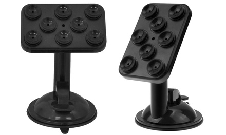 Xit Smartphone Suction Cup Dashboard Mount