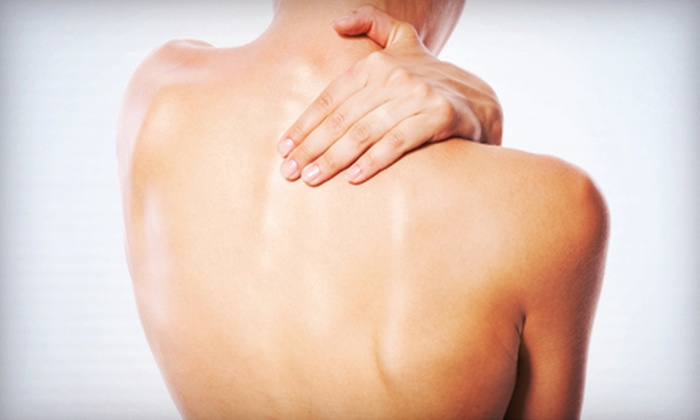 Aspen Falls Spinal Care Center - Salt Lake City: $19 for Consultation, Exam, and Two Deep-Tissue Laser Pain Treatments at Aspen Falls Spinal Care Center ($222 Value)