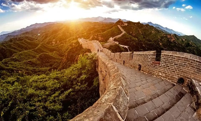 Tour of China with Airfare - Shanghai & Beijing: 9-Day Tour of China with Airfare and Excursions from Friendly Planet. Price/Person Based on Double Occupancy.