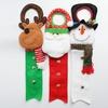 Christmas Doorknob Hangers Set (3-Piece)