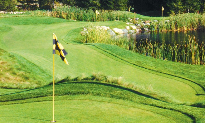 Hawk Hollow Golf Course - Bath: 18-Round at Little Hawk Putting Course with Sodas for Two or Four at Hawk Hollow Golf Course (Up to 52% Off)