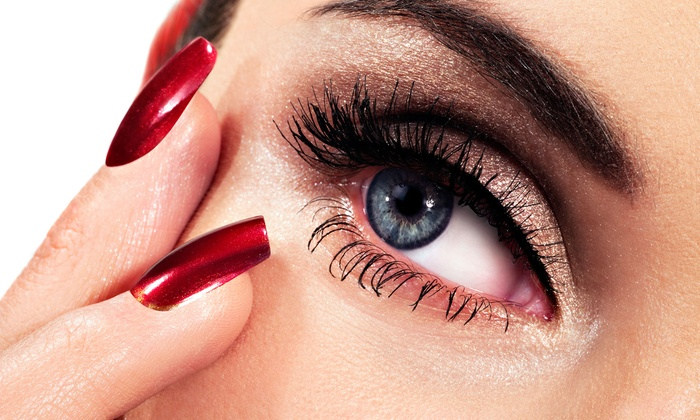 Styles by Pam - Norman: One Full Set of Eyelash Extensions with Optional Fill Service at Styles by Pam (Up to 63% Off)