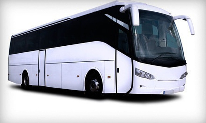 WoodburyBus.com - Multiple Locations: $20 for Roundtrip Bus Transportation to Woodbury Common Premium Outlets from WoodburyBus.com ($40 Value)