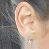 2.00 CTTW Cubic Zirconia Pavé Ear Cuffs