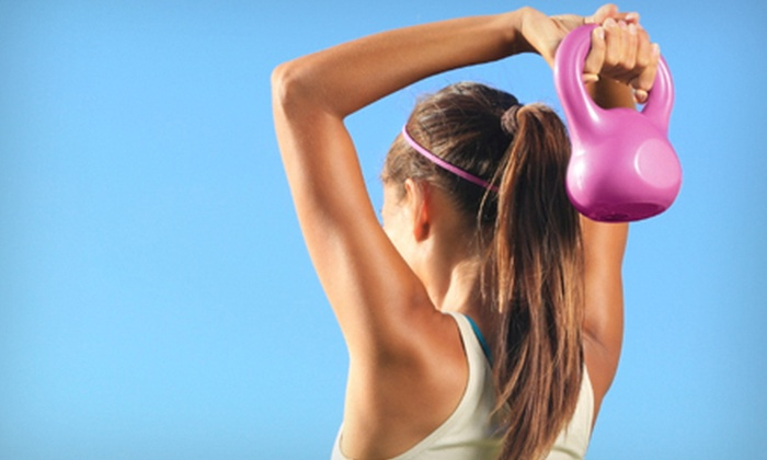 F.I.T.E. Fitness - Copiague: Four- or Eight-Week Boot Camp at F.I.T.E. Fitness (Up to 77% Off)