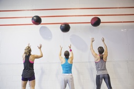 Colonial Fitness: Four Weeks of Unlimited Boot-Camp Classes at Colonial Fitness (47% Off)