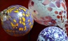 West Michigan Glass Art Center - Central Business District: $35 for Glass-Blown-Ornament-Making Class at West Michigan Glass Art Center ($70 Value)