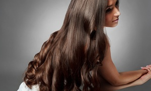 The Look of Austin: One Regular or Brazilian Blowout or Three Brazilian Blowouts at The Look of Austin (Up to 63% Off)