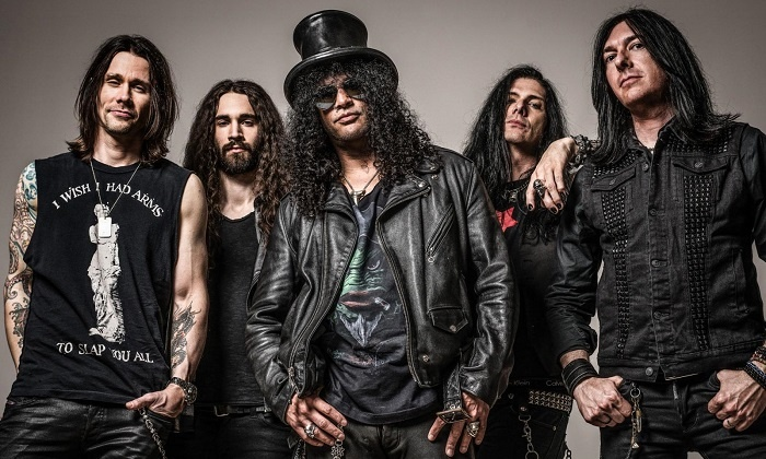 Slash feat. Myles Kennedy & The Conspirators - Hollywood Palladium: Slash featuring Myles Kennedy and The Conspirators: World on Fire Tour on Friday, October 23, at 9 p.m. (Up to 62% Off)