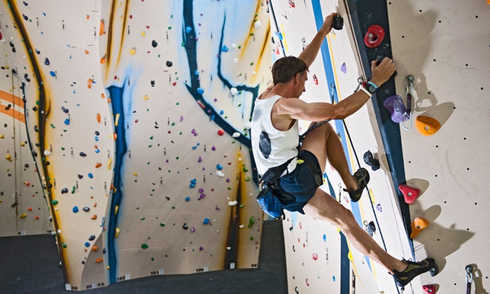 Slidell Rocks Climbing Gym - 13: All-Day Pass for One or Two for Indoor Rock Climbing and Bouldering at Slidell Rocks Climbing Gym (45% Off)