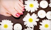 Sweet D Nails - Waldo: Super Deluxe Spa Pedicure or Crystal Gel-Spa Luxury Pedicure at Sweet D Nails (Half Off)