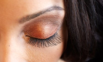One Full Set of <strong>Eyelash Extensions</strong> with Optional Touchup at Essentials Spa and Salon (Up to 60% Off)