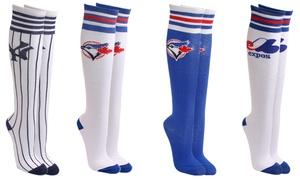 Toronto Blue Jays MLB Women's Knee-High Socks (2-Pack) at Toronto Blue Jays MLB Women's Knee-High Socks (2-Pack), plus 6.0% Cash Back from Ebates.