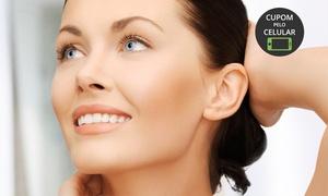 Clínica Vida Bela Estética e Pilates: Clínica Vida Bela – Vila Seixas:1, 3 ou 5 visitas com peeling, radiofrequência, higienização e máscara facial