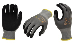EndurancePro Seamless Knit Nitrile Dipped Work Gloves (3-Pack)