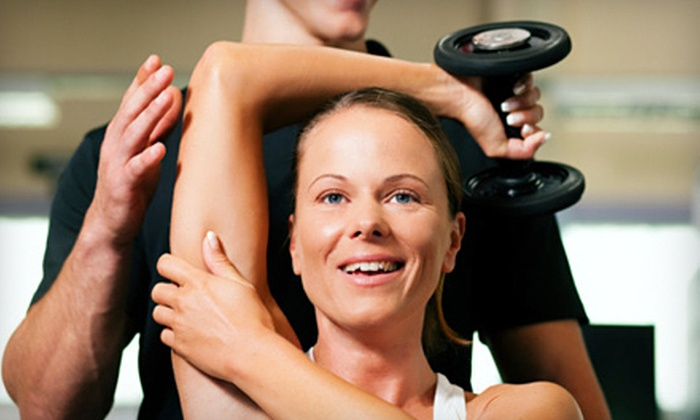 Vie Fitness & Spa - Downtown Ann Arbor: $75 for Two Personal-Training or Private-Pilates Sessions and One Fitness Assessment at Vie Fitness & Spa ($240 Value)